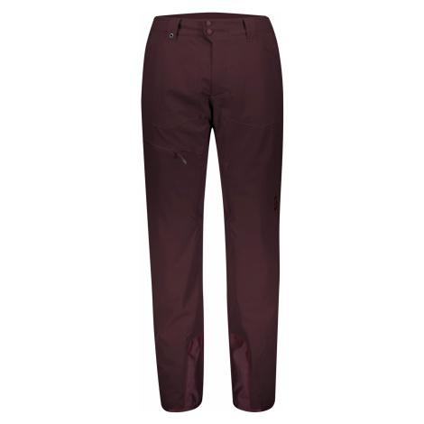 pánské kalhoty SCOTT Pant M's Ultimate Dryo 10, red fudge