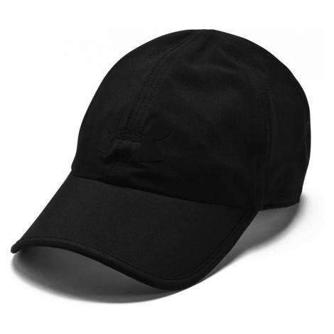 Kšiltovka Under Armour Run Shadow Cap Černá
