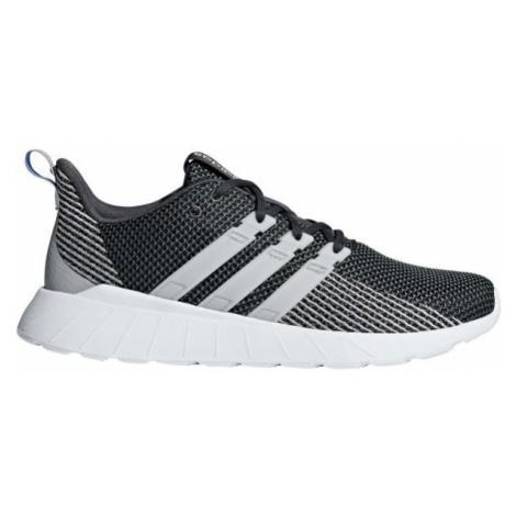 adidas QUESTAR FLOW tmavě šedá - Pánská vycházková obuv