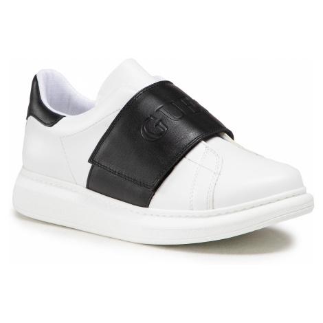 Sneakersy GUESS - New Idol II FJ5NDD ELE12 WHITE