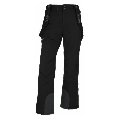 KILPI Pánské lyžařské kalhoty MIMAS-M HM0013KIBLK Černá