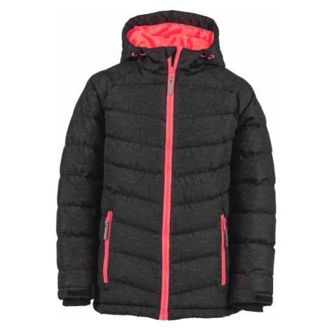 Lewro PEMA růžová - Dětská zimní bunda