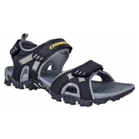 Crossroad MOHSIN žlutá - Pánské sandály