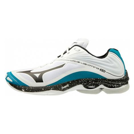 Pánská sálová obuv Mizuno Wave Lightning Z6 White/Blue