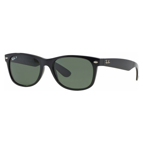 Ray-Ban New Wayfarer Classic RB2132 901/58 Polarized