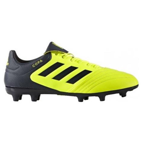 Obuv Adidas Copa 17.3 FG - žlutá