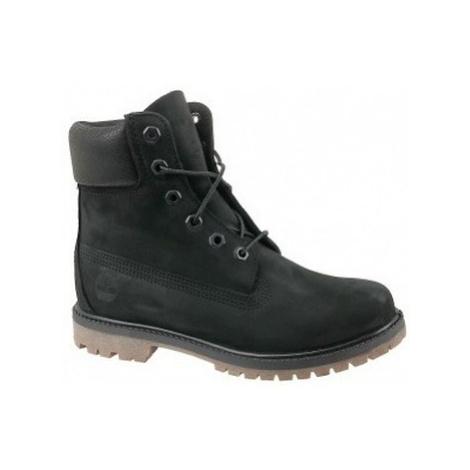 Timberland 6 In Premium Boot W Černá