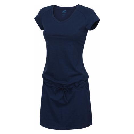 HANNAH CATIA II Dámské šaty 10003082HHX01 Dark denim