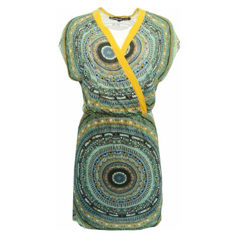 Desigual barevné vzorované šaty
