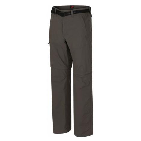 Pánské kalhoty Hannah Kim earthy