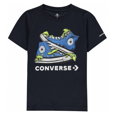 Converse Bio Chuck Taylor T-Shirt Junior Boys
