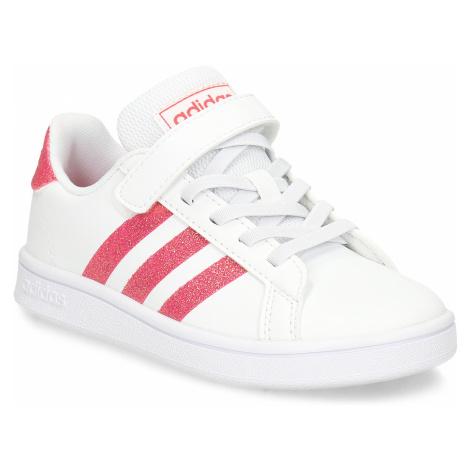 Bílé dětské tenisky Adidas