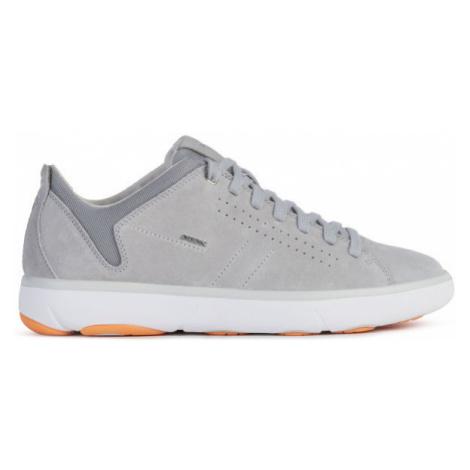 Geox U NEBULA Y šedá - Pánská volnočasová obuv