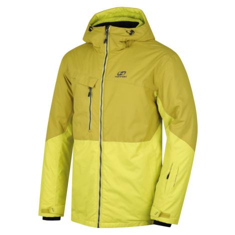HANNAH SANFORD Pánská lyžařská bunda 10000029HHX01 sulphur spring/citronelle