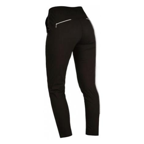 Dámské kalhoty dlouhé do pasu Litex 5B322   černá