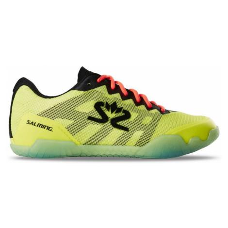 Pánská sálová obuv Salming Hawk Men Safety Yellow/Black