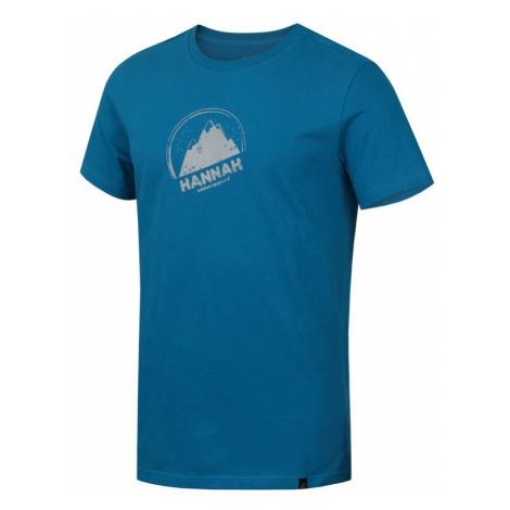 Pánské tričko Hannah Bordon mosaic blue