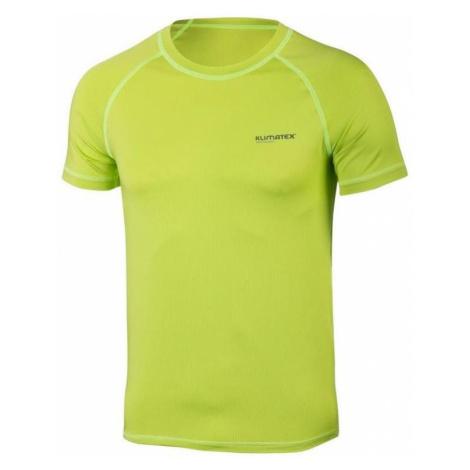 Tričko Klimatex BRIAN Světle zelená