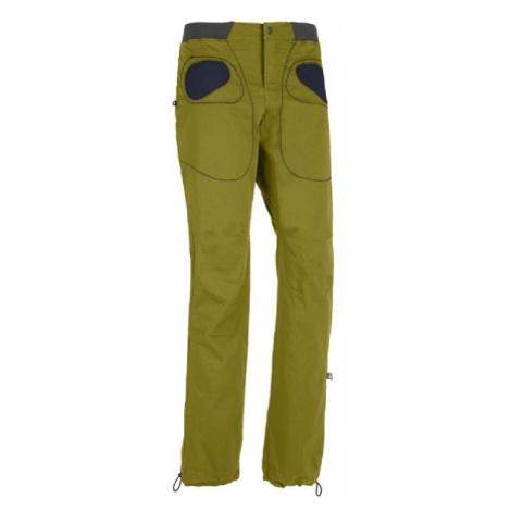 E9 kalhoty pánské Rondo Story, zelená