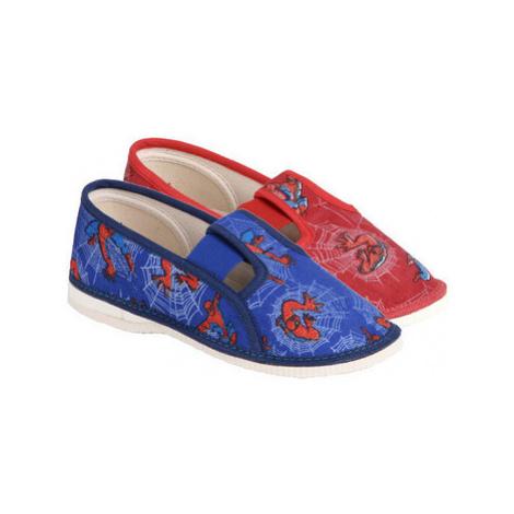 Arno 555-3 barevné dívčí papučky Other