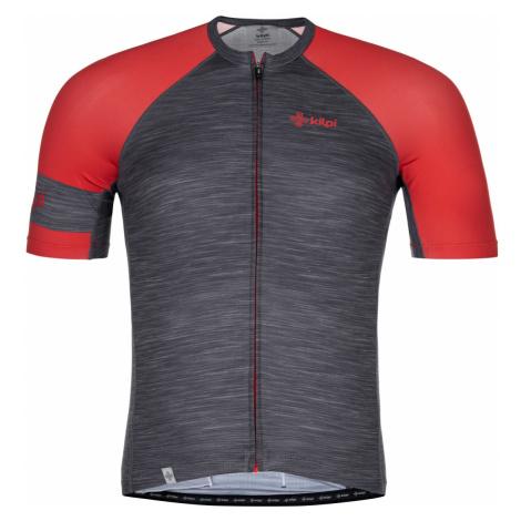 Pánský cyklistický dres KILPI SELVA-M červená