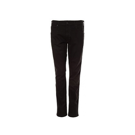 Wrangler jeans Greensboro Black Valley pánské černé 36/34