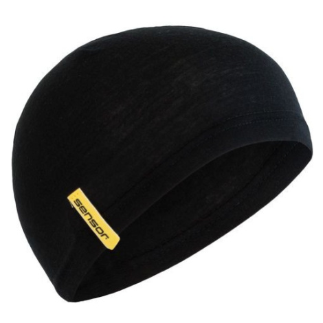 Sensor Merino Under Hat black