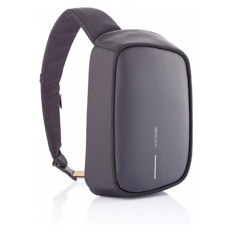 Bobby Sling, bezpečnostní batoh přes rameno, XD Design, černý