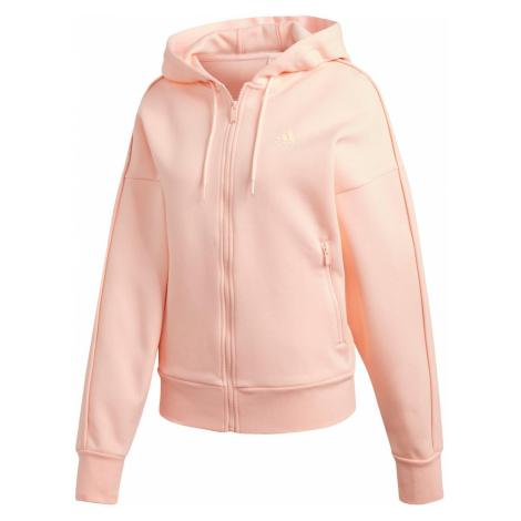 Dámská mikina adidas Versatility Oranžová / Růžová
