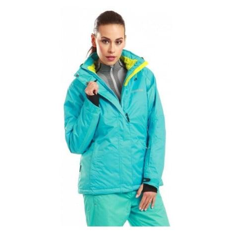 Dámská bunda Alpine Pro COL ROSA - světle modrá