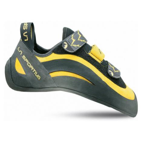 Lezečky La Sportiva Miura VS yellow/black EU