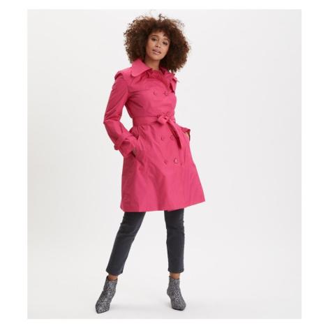 Kabát Odd Molly The Scoop Coat - Růžová