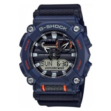 Pánské hodinky CASIO G-SHOCK GA-900-1AER (zd142a)