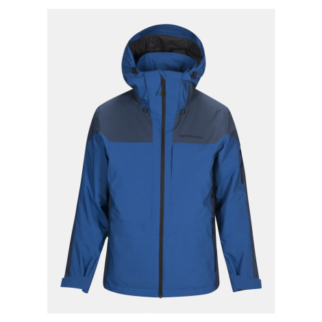 Bunda Peak Performance Maroonracj Active Ski Jacket - Modrá