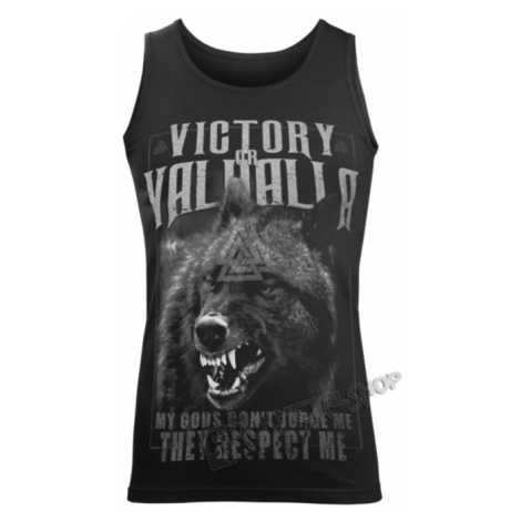VICTORY OR VALHALLA MY GODS...