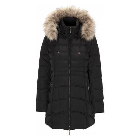 Zateplená bunda s odnímatelnou kapucí