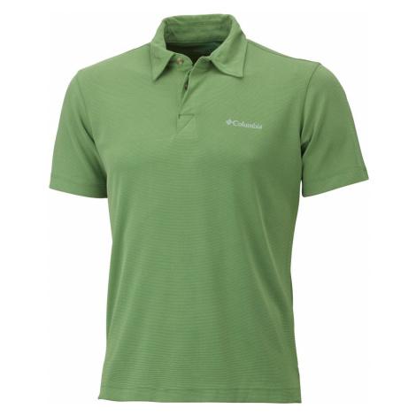 Tričko Columbia un Ridge™ Polo M - zelená