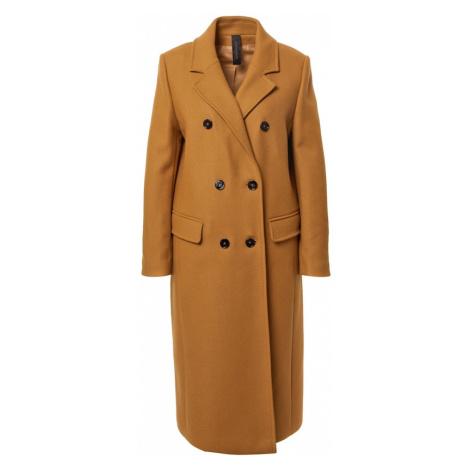 DRYKORN Přechodný kabát 'ALGATE' koňaková