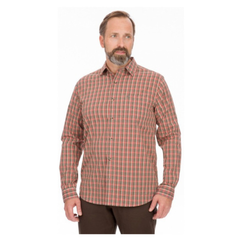 Bushman košile Stoke brown