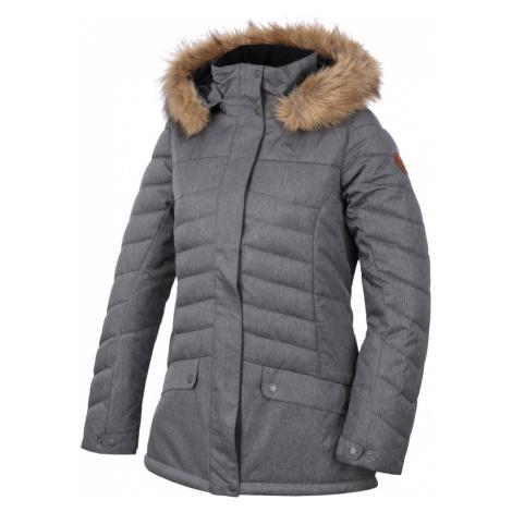 HANNAH RAOLA Dámská zimní bunda 10000173HHX01 Gray mel