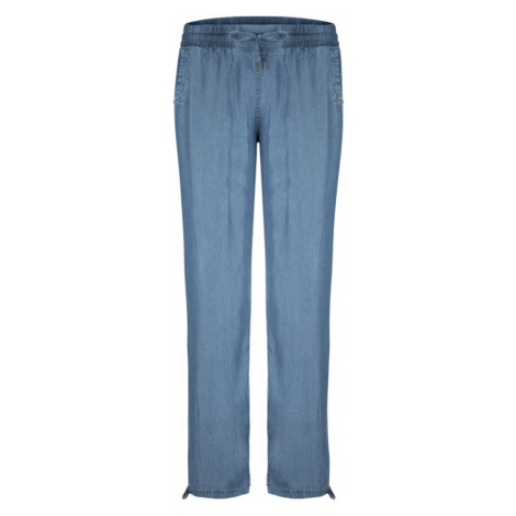 LOAP NYMPHE Dámské kalhoty CLW1985L06L modrá