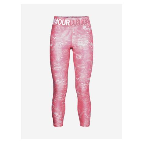 HeatGear® Legíny dětské Under Armour Růžová