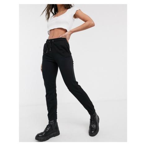 Bershka Join Life jogger in black