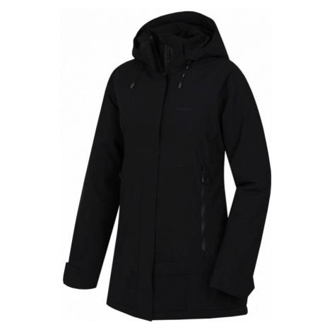 Dámský kabát HUSKY Nigalo L černá
