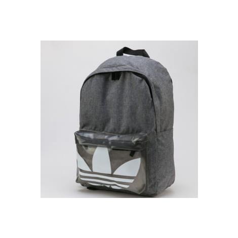 adidas Originals Adicolor Classic Backpack tmavě melange šedý