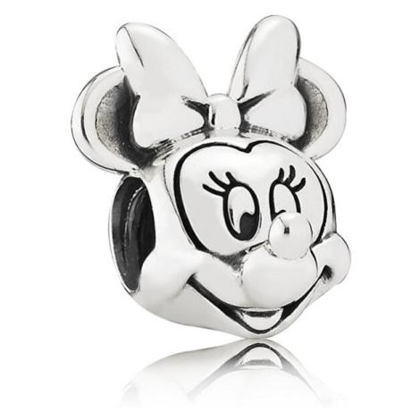 Pandora Stříbrný korálek Disney Minnie