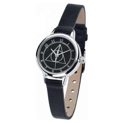 Harry Potter Deathly Hallows - Relikvie smrti Náramkové hodinky černá