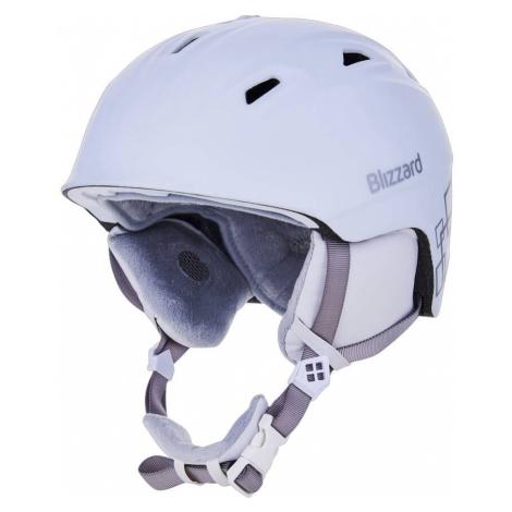 Blizzard Viva Demon Ski Helmet White