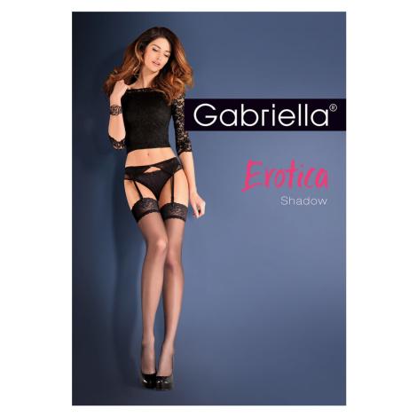 Komplet punčoch a podvazkového pasu EROTICA SHADOW Gabriella