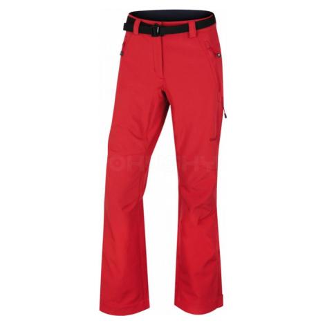 Kalhoty HUSKY Kresi L červená